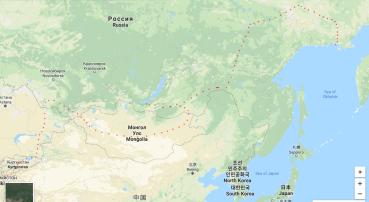 rusko mongolsko